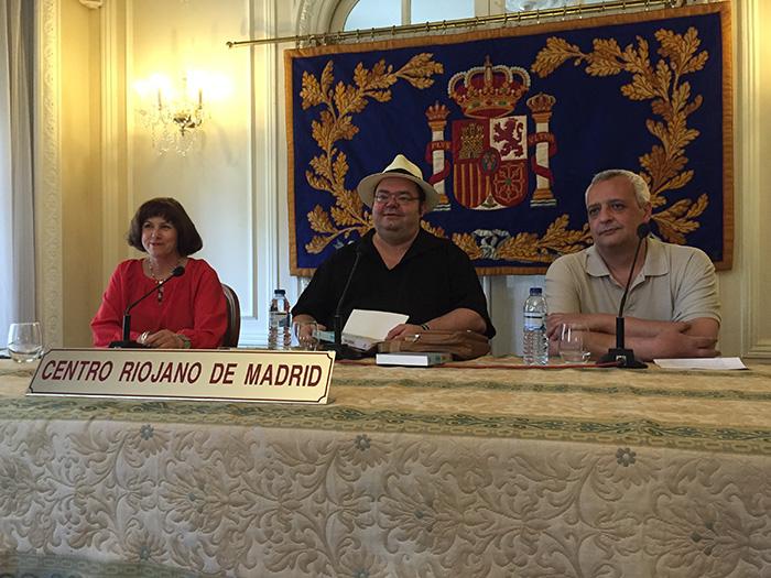 "Recital ""La Rioja Poética"""