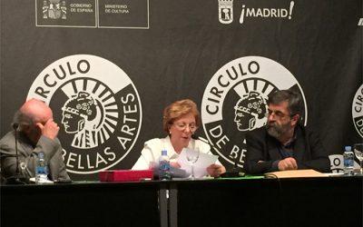 Recital en Círculo de Bellas Artes