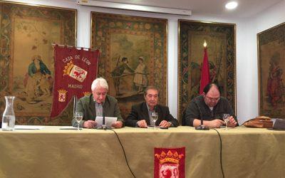 """Segunda presentación de """"Raíces del Tiempo"""" en Casa de León, Madrid"""