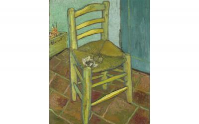 Poema: La silla de Van Gogh